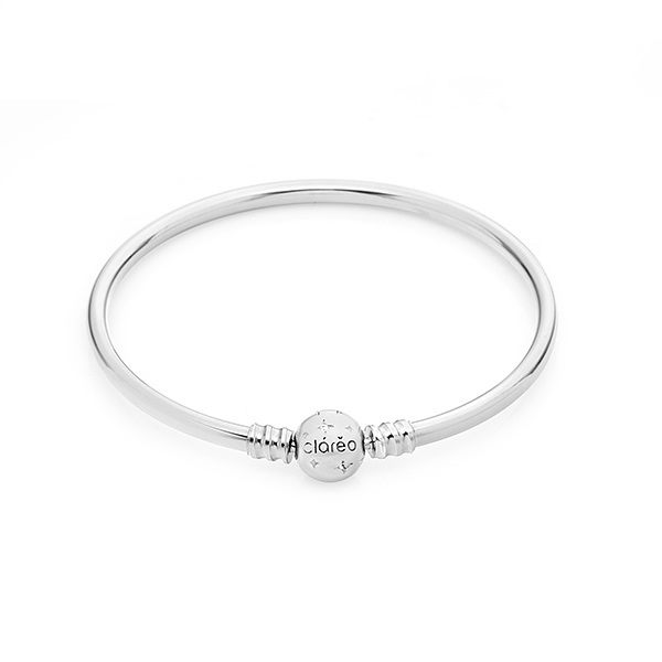 Clasp Bracelet 실버 (CLB1904)ㅣ클라레오