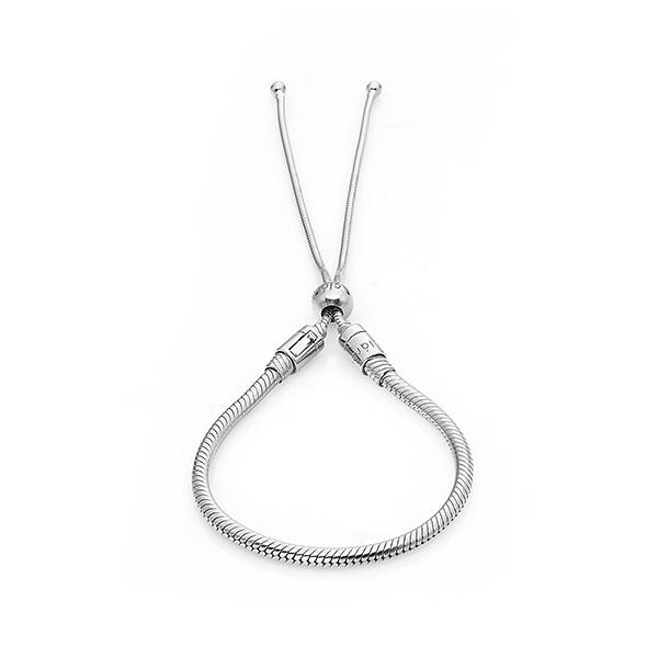 Sliding Bracelet 실버 (CLB1906)