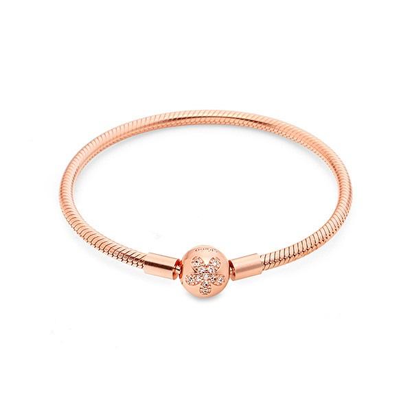 Clasp Bracelet 로즈골드 (CLB2903)ㅣ클라레오